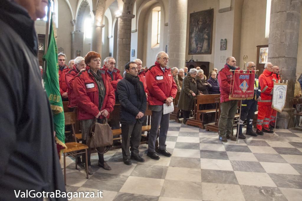 Avis Borgotaro Albareto (152) Santa Messa