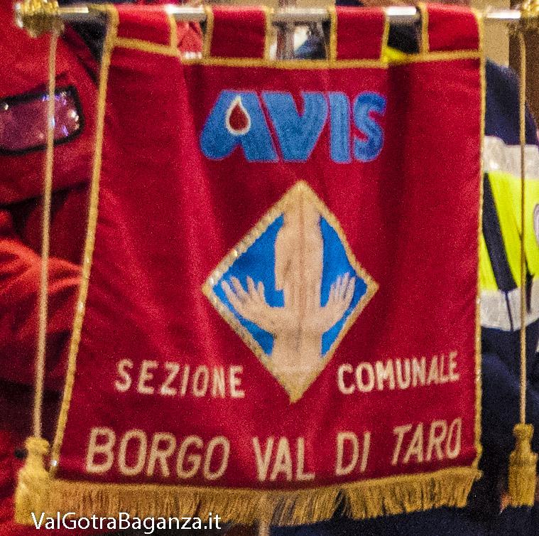Avis Borgotaro Albareto (153) Santa Messa