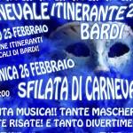 Bardi CARNEVALE ITINERANTE 2017
