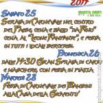 Berceto 2017  Carnevale