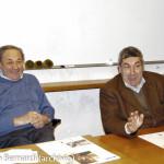 Bernardi con Pier Luigi Ferrari