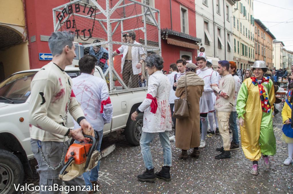 Borgotaro (158) Carnevale Giovedì Grasso