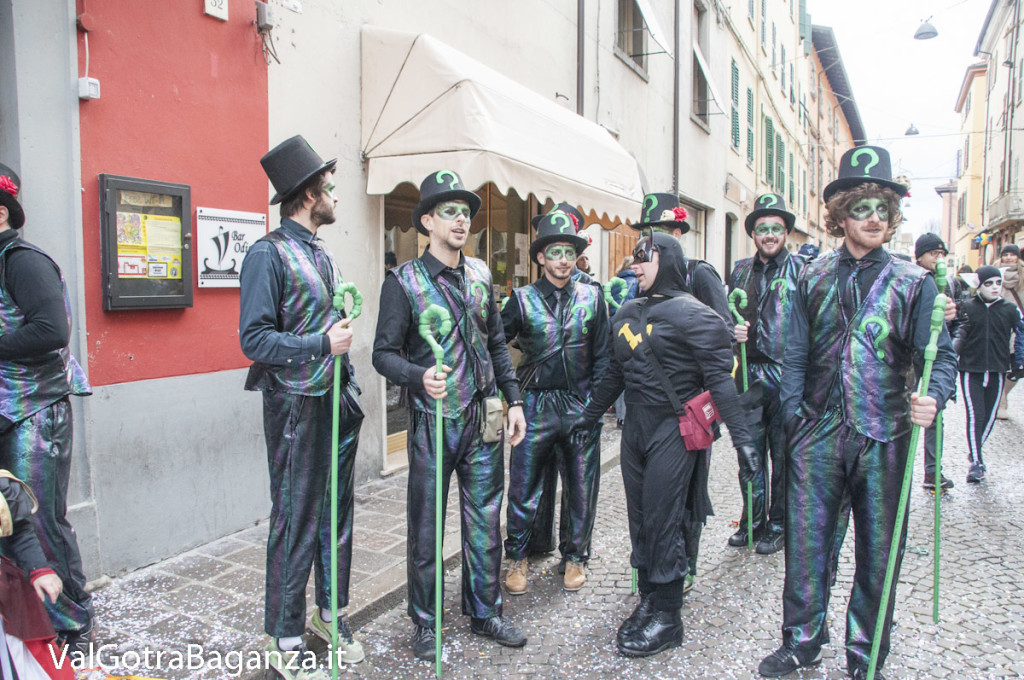Borgotaro (248) Carnevale Giovedì Grasso
