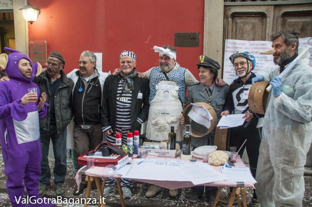 Borgotaro (292) Carnevale Giovedì Grasso