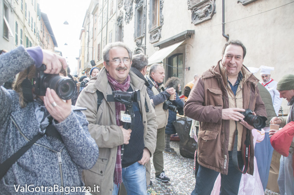 Borgotaro (340) Carnevale Giovedì Grasso