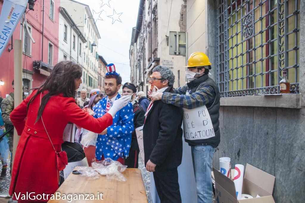 Borgotaro (378) Carnevale Giovedì Grasso