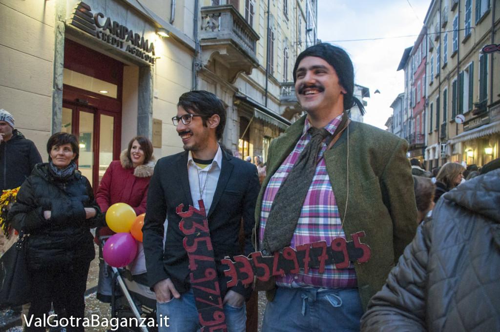 Borgotaro (389) Carnevale Giovedì Grasso