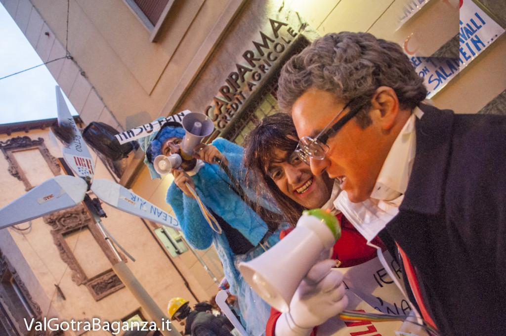 Borgotaro (393) Carnevale Giovedì Grasso