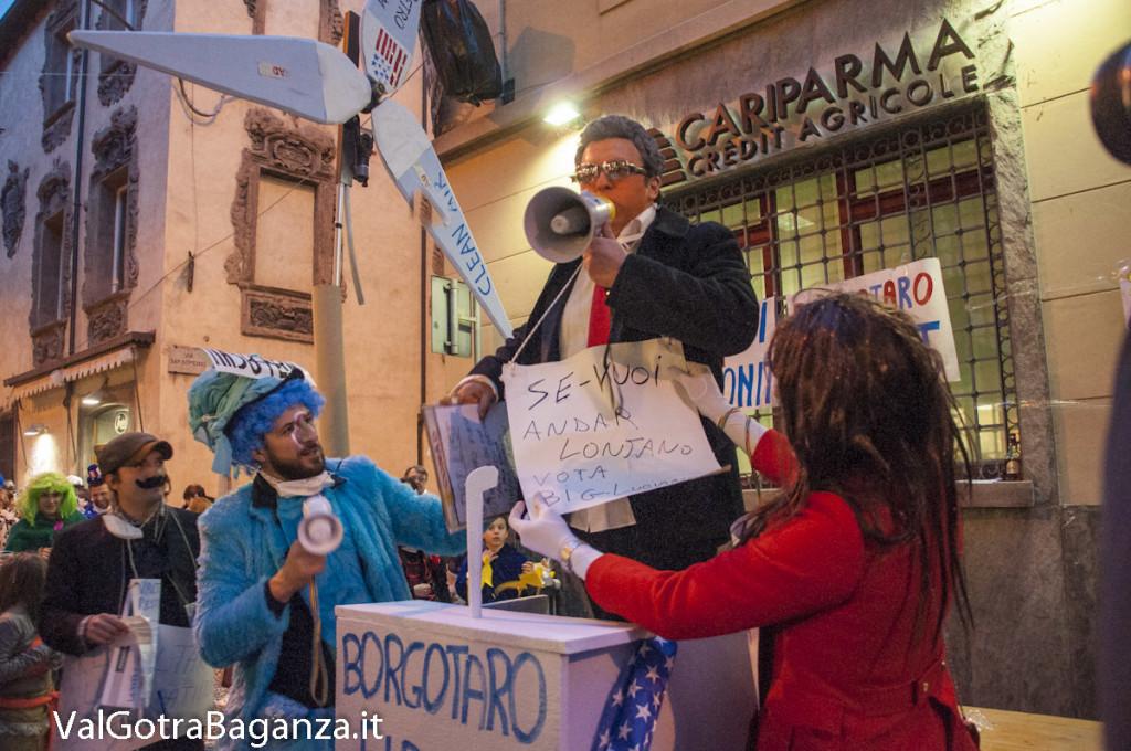 Borgotaro (394) Carnevale Giovedì Grasso