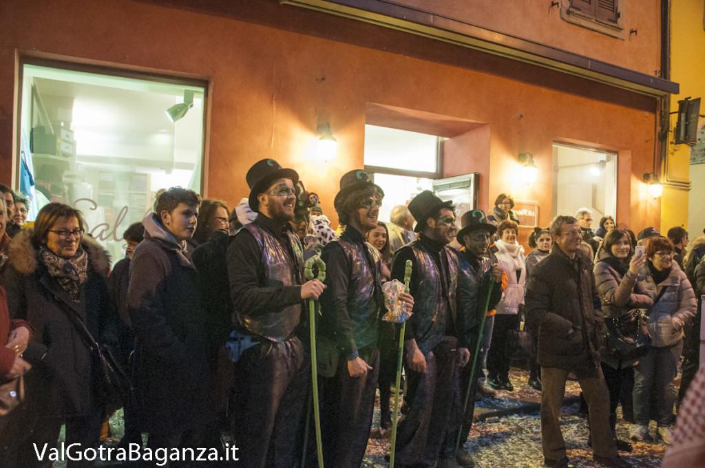 Borgotaro (400) Carnevale Giovedì Grasso