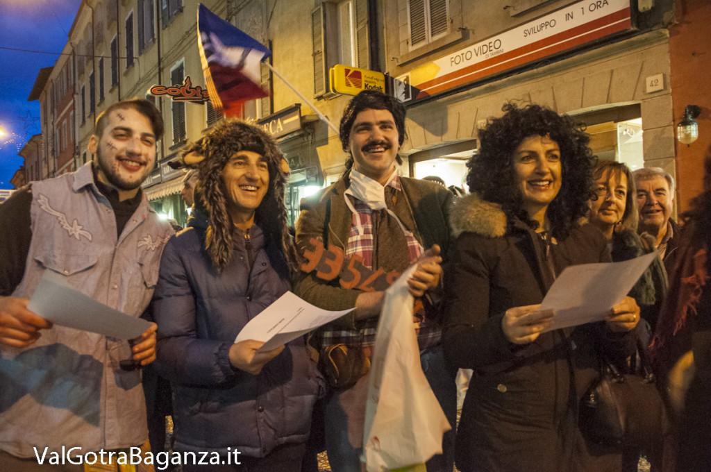 Borgotaro (435) Carnevale Giovedì Grasso