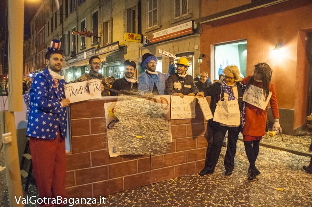 Borgotaro (451) Carnevale Giovedì Grasso