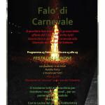 Borgotaro FALO' DI CARNEVALE