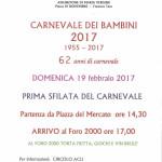 Carnevale 2017 Fornovo