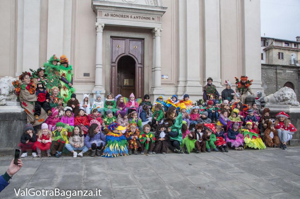 Carnevale Borgotaro (519) Sfilata asili