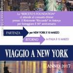 Viaggio a New York Festa dei Bercetesi