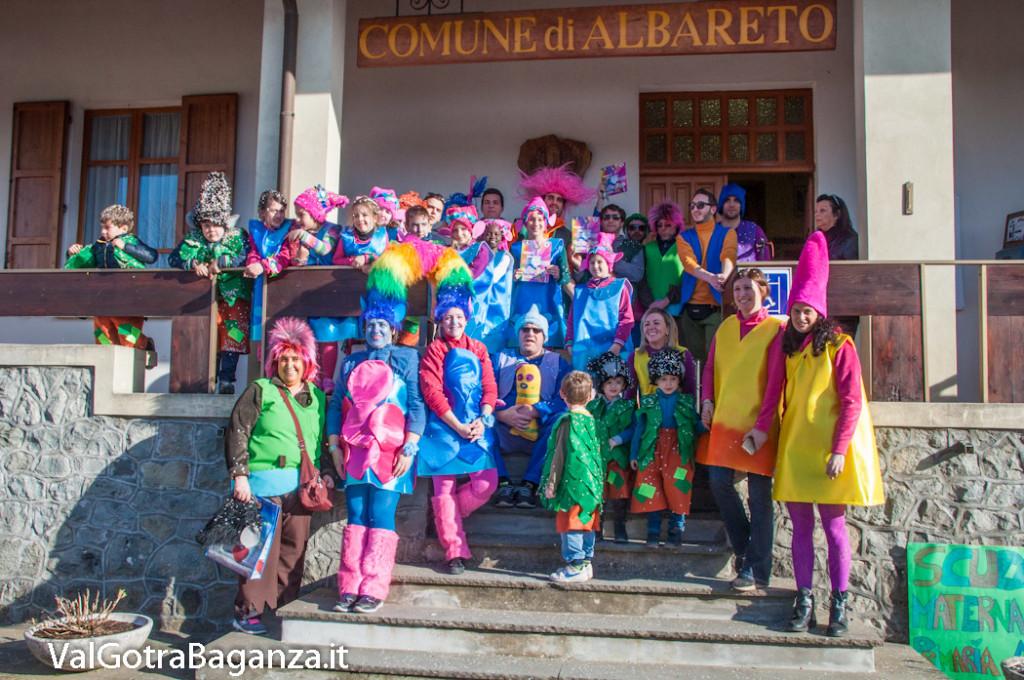 Carnevale (694) Albareto