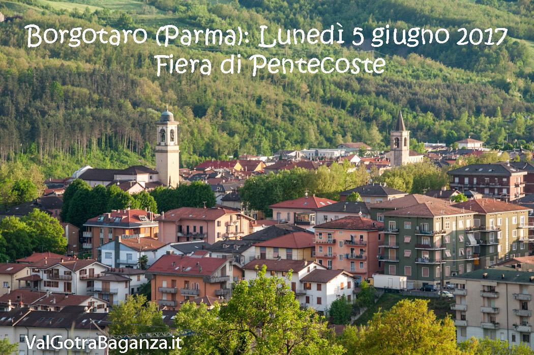 Borgotaro parma luned 5 giugno 2017 fiera di for Fiera parma 2017