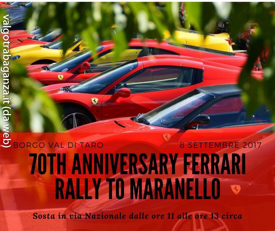 ferrari-anniversary-rally-to-mattarello-borgotaro