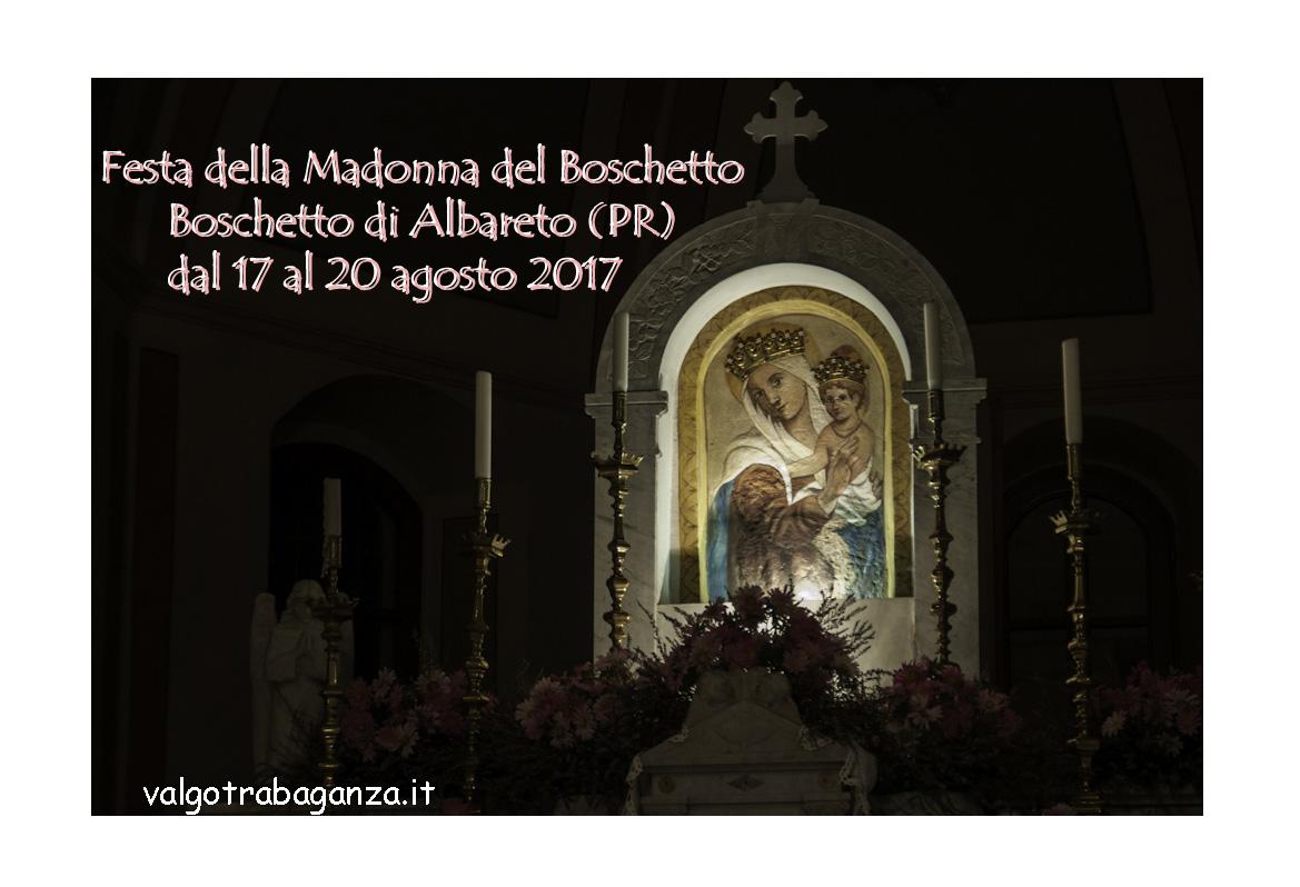 Piccolo Ufficio Della Madonna : Festa della madonna del boschetto u boschetto di albareto pr