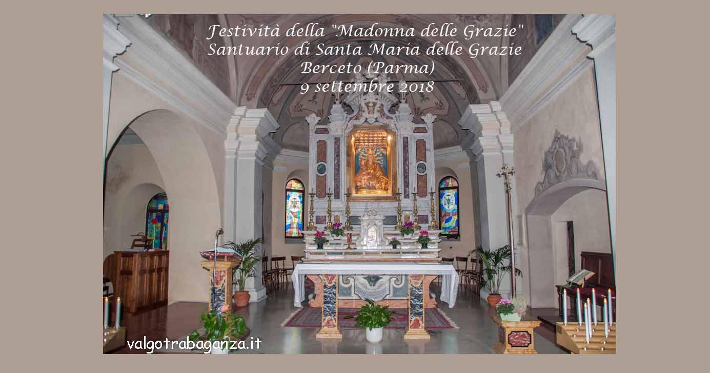 Piccolo Ufficio Della Madonna : Festività della u cmadonna delle grazieu d al santuario di santa maria