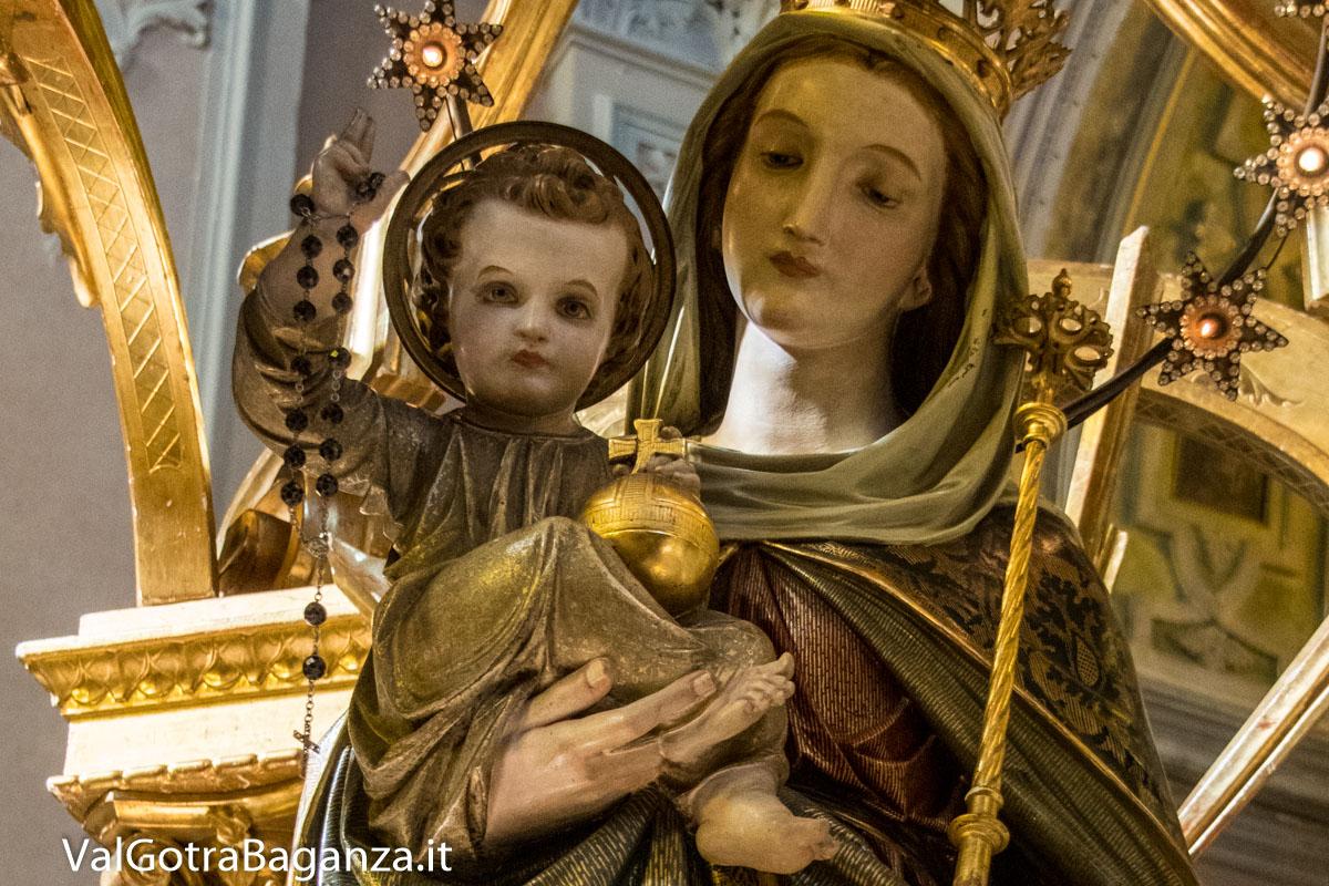 Piccolo Ufficio Della Madonna : L apparizione della madonna del rosario beata vergine maria del